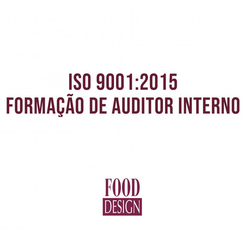ISO 9001:2015 - Formação de Auditor Interno