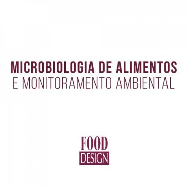 Microbiologia de Alimentos  e Monitoramento Ambiental