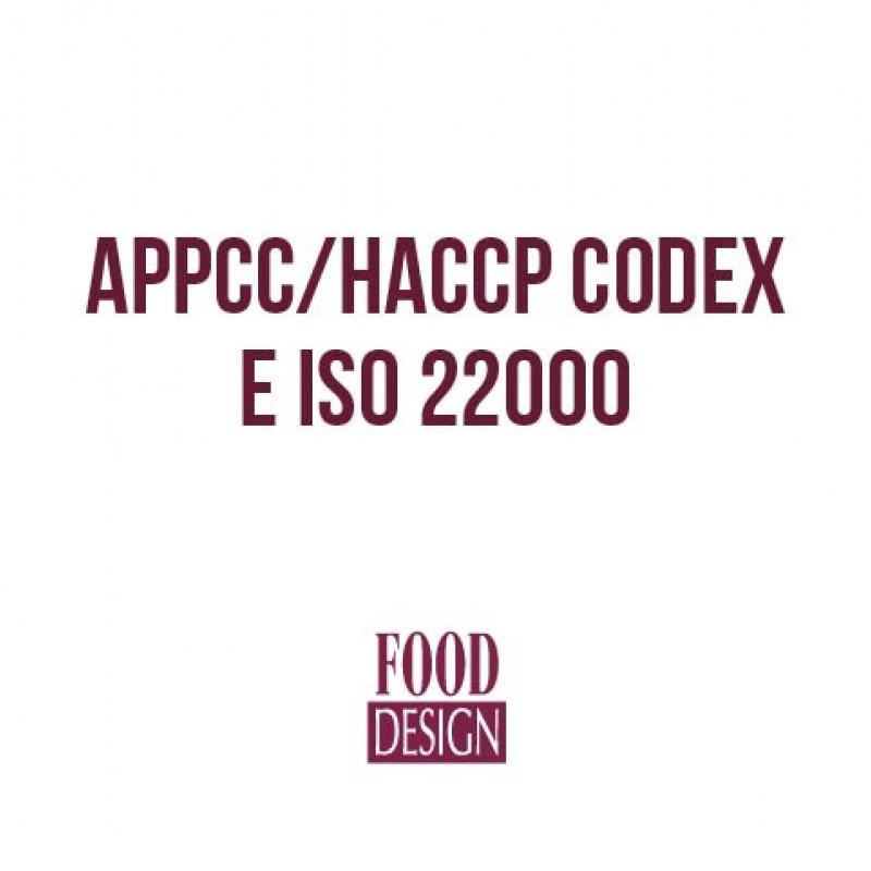 Formação de Auditor Interno APPCC/HACCP Codex e ISO 22000