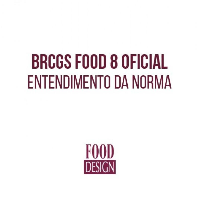 BRCGS Food 8 Oficial - Entendimento da Norma