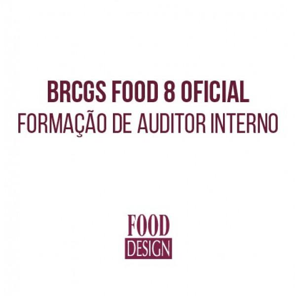 BRCGS Food 8 Oficial - Auditor Interno