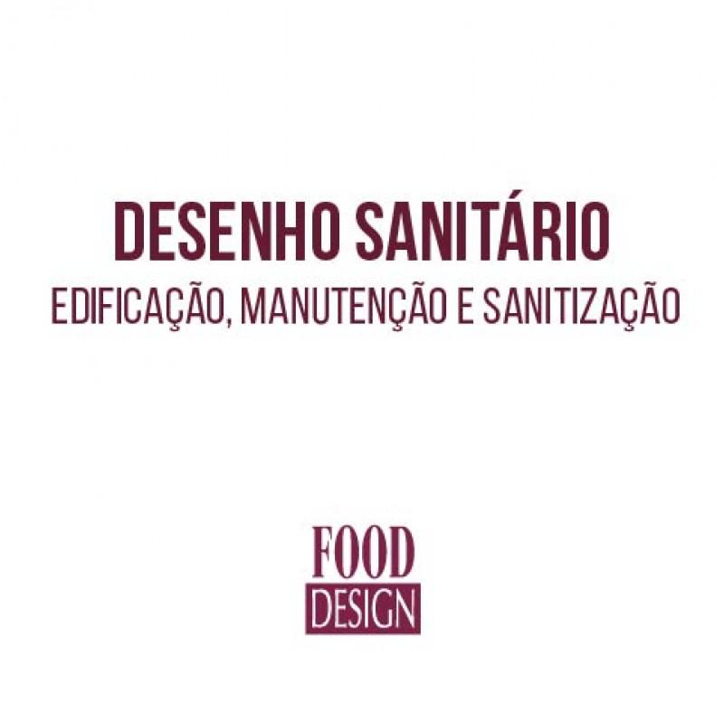 Desenho Sanitário  - Edificação, Manutenção e Sanitização