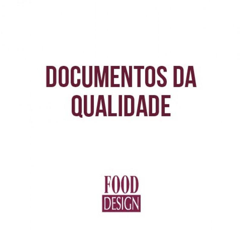 Documentos da Qualidade