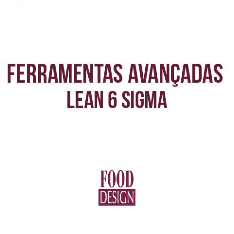 Ferramentas Avançadas - Lean 6 Sigma