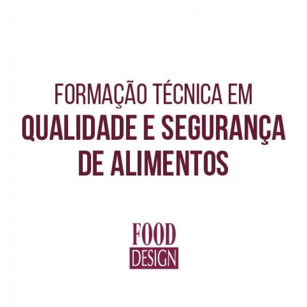 Formação Técnica em Qualidade e Segurança de Alimentos