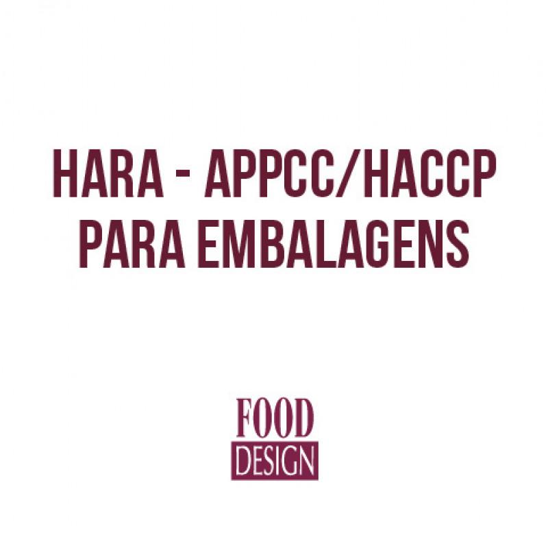 HARA - APPCC/HACCP para embalagens