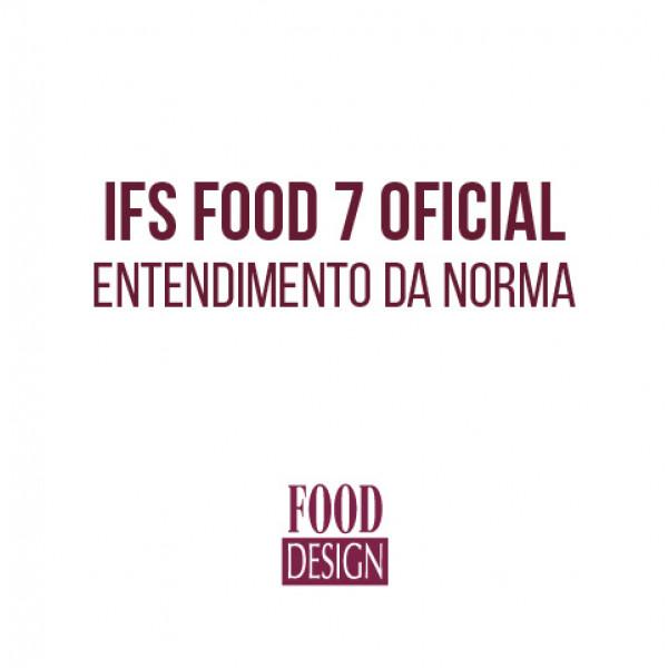 IFS Food 7 Oficial - Entendimento da Norma