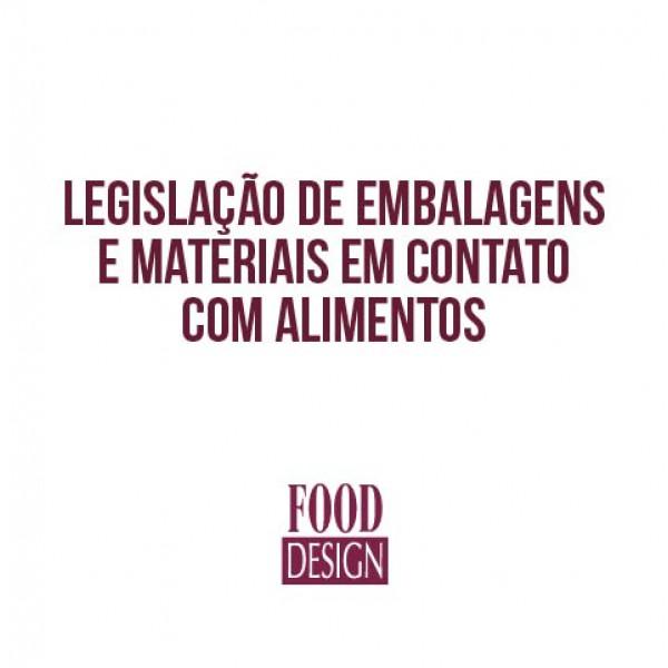 Legislação de Embalagens e Materiais em Contato com Alimentos