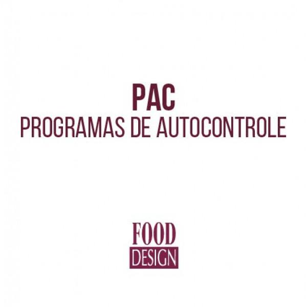 PAC - Programas de Autocontrole