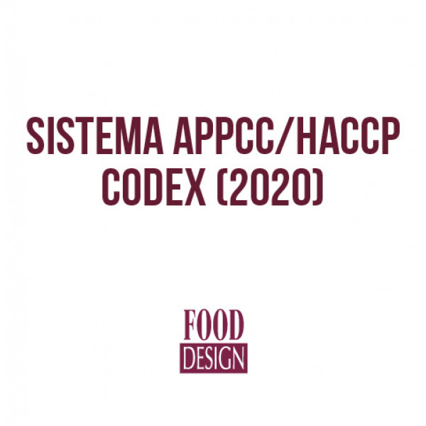 SISTEMA APPCC/HACCP CODEX ALIMENTARIUS 2020